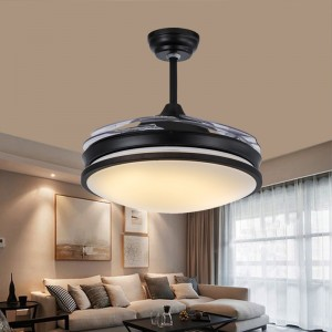 Ceiling fan with remote control (UNI-173)