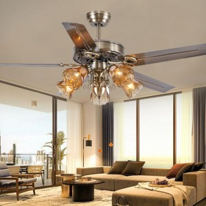 Iron blade ceiling fan price(UNI-285)
