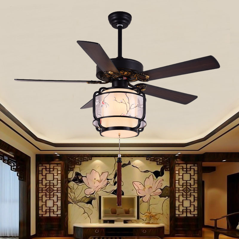 New Design Ceiling Fan Uni 119 Decorative Ceiling Fan Wholesale Modern Ceiling Fan With Light China Factory Price
