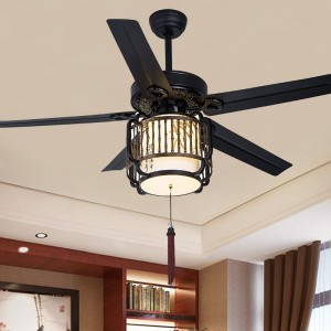 Metal blades ceiling fan (UNI-291)