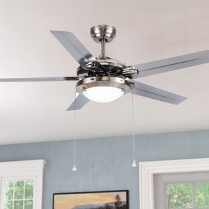 Ceiling fan with stainless blade (UNI-294)