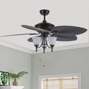 Ceiling fan with ABS blades (UNI-233)