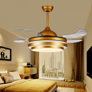 Hidden blades ceiling fan (UNI-175-2)