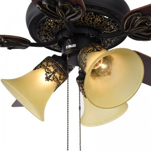 Light ceiling fan (UNI-125)