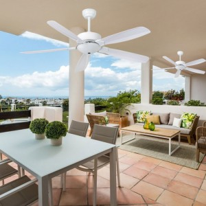 Outdoor bar ceiling fan (UNI-273NL)