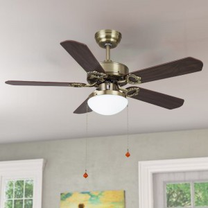 Simple ceiling fan wholesale(UNI-105)