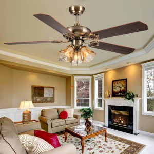Inverter ceiling fan (UNI-101)