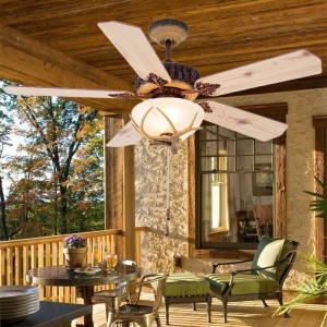 Rustic ceiling fan (UNI-131)