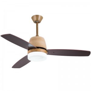Ceiling fan with remote 110v (UNI-137)