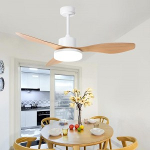 Led ceiling fan with light (UNI-261)