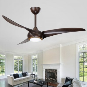 Led indoor ceiling fan (UNI-214)