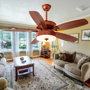 Ceiling fans with led lights(UNI-142)