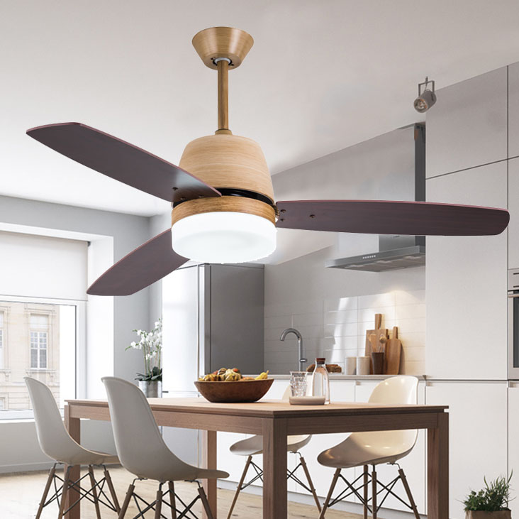 Ceiling fan with remote 110v (UNI-137) Featured Image